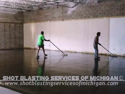 SBS Contracting Concrete Surface Coatings 13
