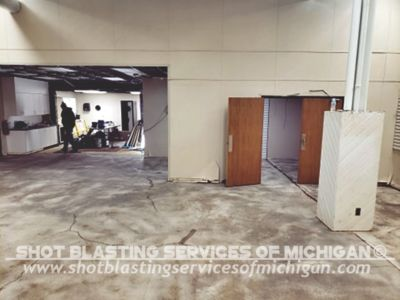 Shot Blasting Services Of Michigan Clear Coat 02 2020 02 05